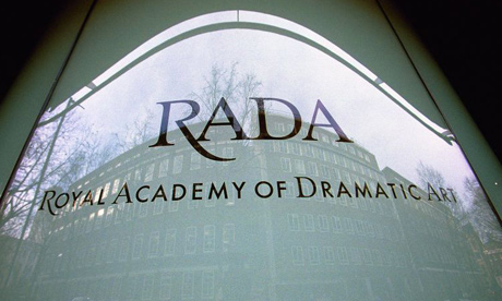 RADA – Royal Academy of Dramatic Art – UK