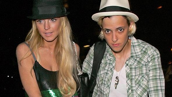 Samantha Ronson vs. Lindsay Lohan
