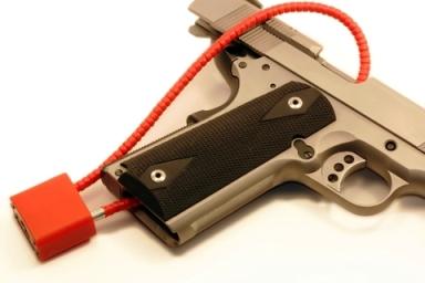 firearm lock