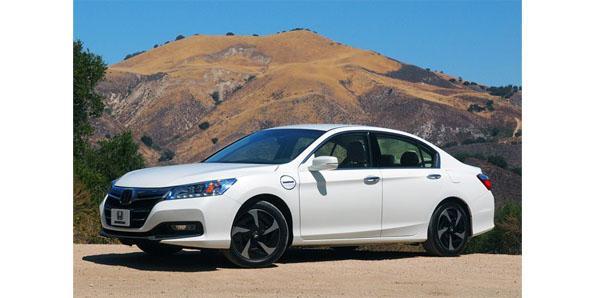 2014 Honda Acord Plug-in