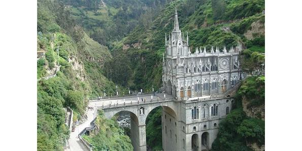 Basilica of Las Lajas