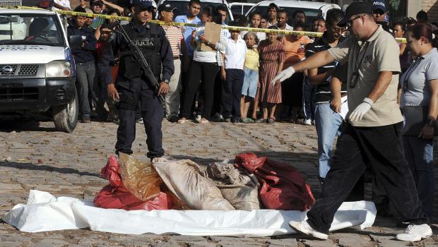 Honduras crime