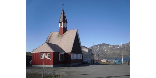 Northernmost church