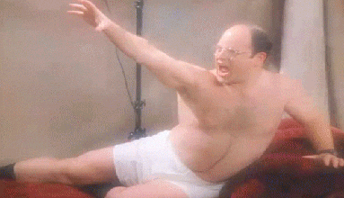 george costanza comes out of closet