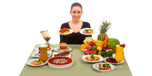 select food