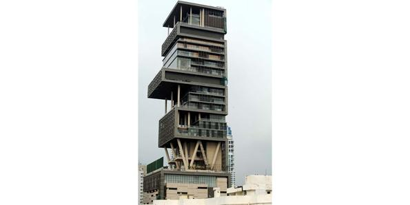 Antilla, Mumbai, India