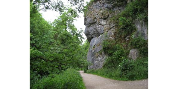 Lion's Head in Dovedale
