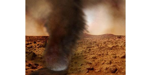 dust storms on planet mars - photo #16