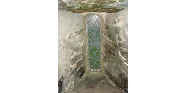 The Leper's Window