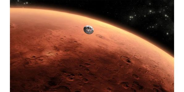 Travelling to Mars