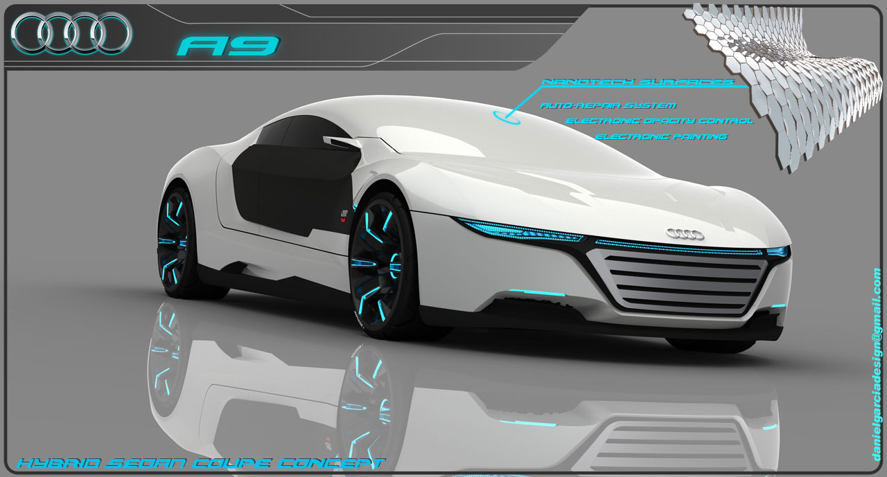 Top Ten List Futuristic Concept Cars Part - Audi sports car price list