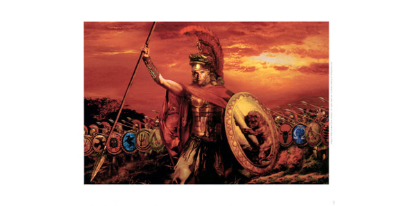 """The Hydaspes speech"" of Alexander the Great"