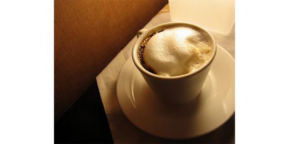 Avoid evening coffee