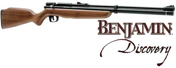 Benjamin Discovery Rifle and Pump