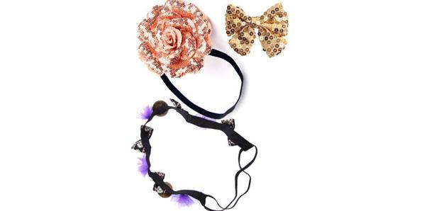 Hair accessories handbag