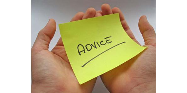 Take advice