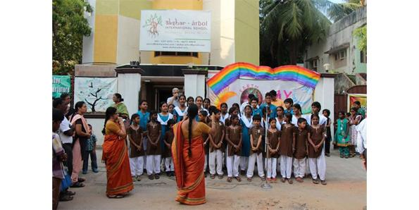 Akshar Arbol International School