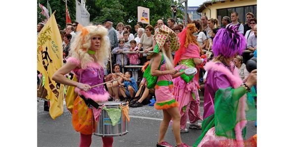 Carnival of Berlin
