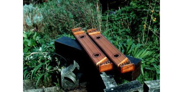 Aeolian Wind Harp