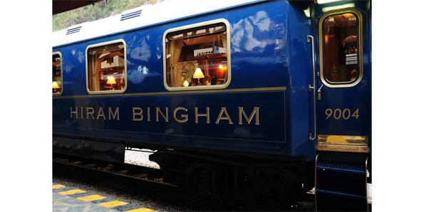Hiram Bingham Express