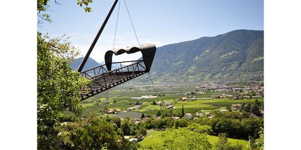 Il Binocolo in Meran, Italy
