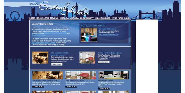 London Central Hotels