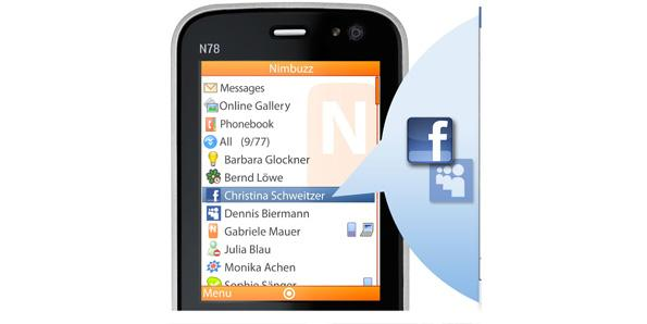 Numbuzz Messenger