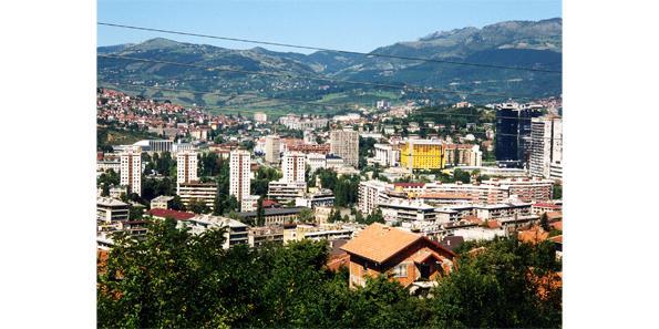 Sarajevo, Bosnia Herzegovina