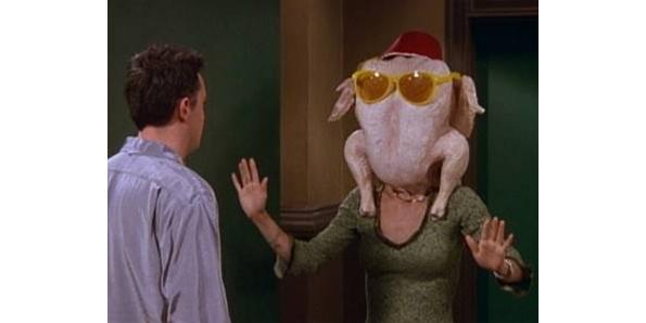 The One With all the Thanksgiving Flashbacks