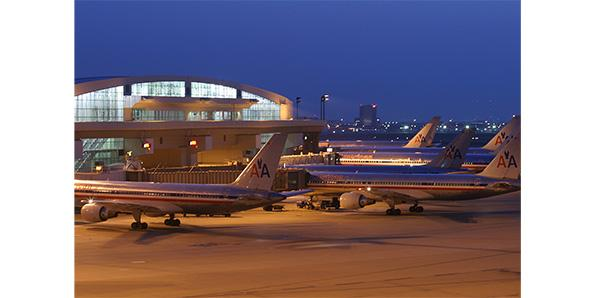 Dallas_Fort Worth International Airport, USA