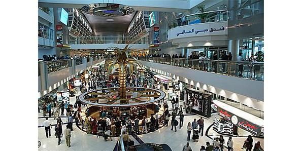 Dubai International Airport, United Arab Emirates