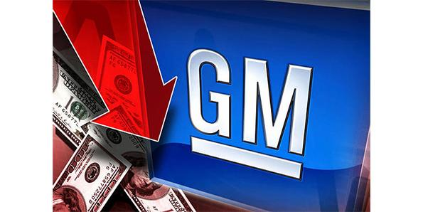 General Motors Downfall