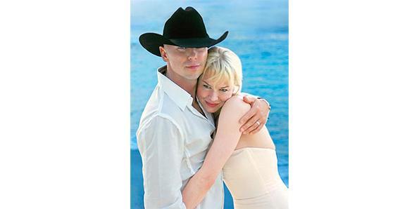 Kenny Chesney & Renee Zellweger