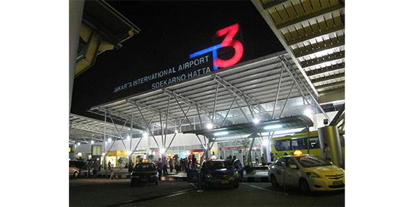 Soekarno–Hatta International Airport, Indonesia
