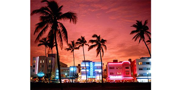 South Beach, Florida
