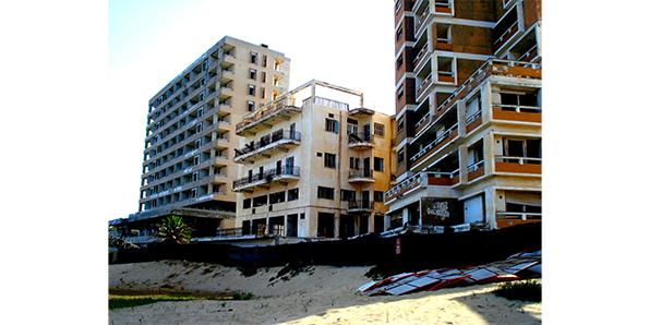 Varosha Famagusta, Cyprus