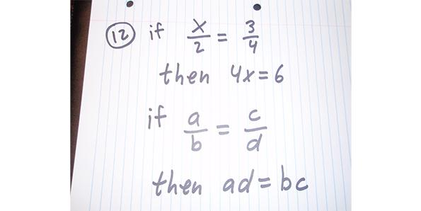 solve the examples first