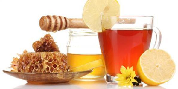 Honey & Lemon Juice