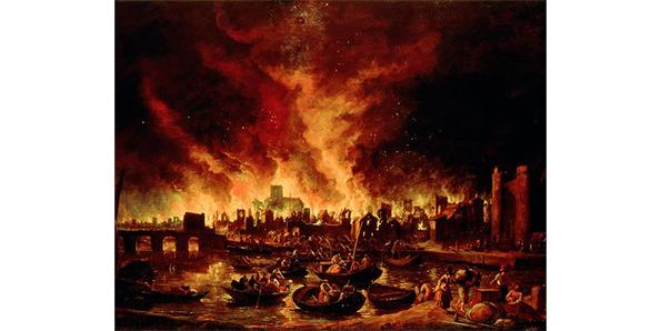 London Fire of 1666