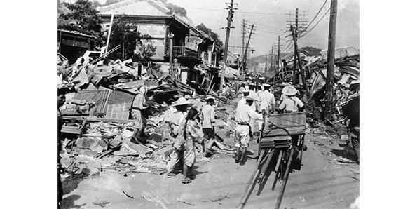 Haiyuan earthquake