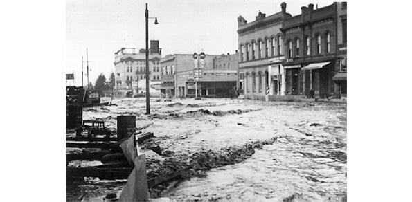 Yellow River Flood 1931