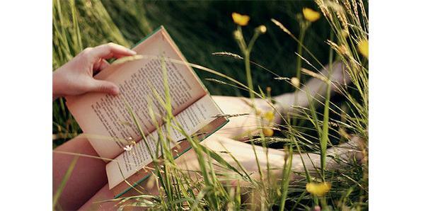 read a good book
