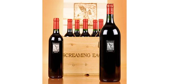 1992 Screaming Eagle Wine