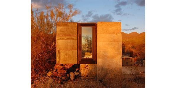 safe shelter desert