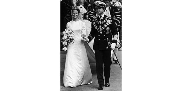 Carl Gustaf and Silvia of Sweden