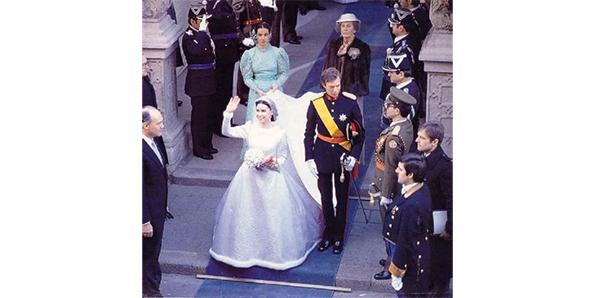 Henri & Marian Teresa of Luxembourg