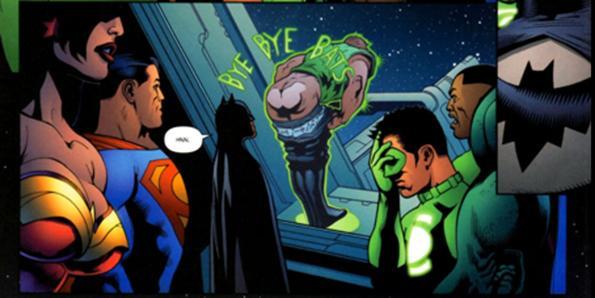 Insulting Batman