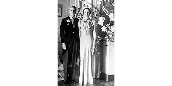 King Edward VIII and Wallis Simpson of Great Britain
