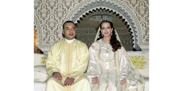 Mohammed and Lalla Salma of Morocco