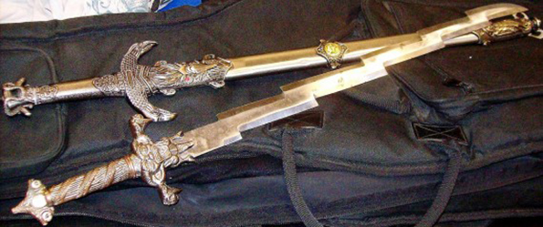 Novelty Swords